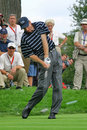 Jim Furyk PGA Golf Professional Royalty Free Stock Photography