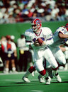 Jim Kelly Buffalo Bills QB Royalty Free Stock Photography