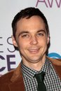 Jim parsons at the people s choice awards press room nokia theatre los angeles ca Stock Photos