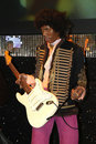 Jimi Hendrix at Madame Tussaud's Royalty Free Stock Photography