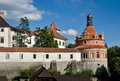 Jindrichuv hradec czech republic castle in southern bohemia Stock Photos