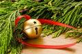 Jingle bell Royalty Free Stock Photo