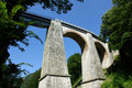Jitin viaduct - Romania Stock Photography
