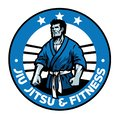 Jiujitsu badge design