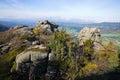 Jizera mountains, Czech Republic Royalty Free Stock Photo