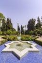 Jnan Sbil Bou Jeloud Gardens in Fez