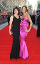 Jo Hartley and Anouska Mond Stock Image