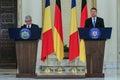 Joachim Gauck, Klaus Iohannis