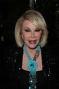 Joan rivers at the qvc red carpet style party four seasons hotel los angeles ca Royalty Free Stock Photography