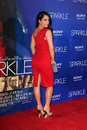 Joanna levesque at the sparkle premiere chinese theater hollywood ca Stock Image