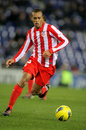 Joao Miranda of Atletico de Madrid Stock Photography