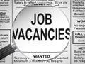 Job Vacancies Royalty Free Stock Photo