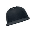 Jockey black helmet Royalty Free Stock Photo