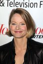 Jodie foster reel stories real lives milk studios hollywood ca Stock Image