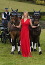 Jodie Kidd Stock Images