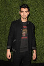 Joe jonas at the black eyed peas th annual peapod benefit concert music box hollywood ca Stock Photography