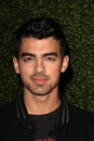 Joe jonas at the black eyed peas th annual peapod benefit concert music box hollywood ca Royalty Free Stock Photos