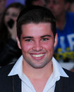 Joe McElderry Royalty Free Stock Image