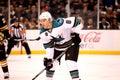 Joe Pavelski San Jose Sharks Stock Photo