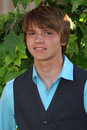 Joel Courtney  Stock Photo
