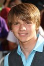 Joel courtney at the odd life of timothy green world premiere el capitan theatre hollywood ca Royalty Free Stock Photos
