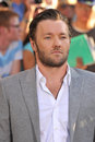 Joel edgerton at the world premiere of his movie the odd life of timothy green at the el capitan theatre hollywood august los Stock Images