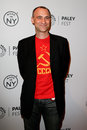 Joel fields new york oct producer attends the americans during paleyfest made in new york at paley center for media on october in Stock Photography