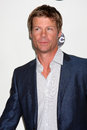 Joel gretsch los angeles jan arrives at the disney abc television group s tca winter press tour party at langham huntington hotel Royalty Free Stock Photo