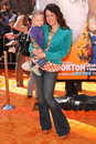 Joely fisher and daughter true at the world premiere of dr seuss horton hears a who mann village westwood ca Stock Photo