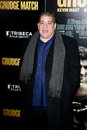 Joey diaz new york dec actor attends the premiere of grudge match at the ziegfeld theatre on december in new york city Stock Image