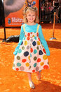 Joey king at the world premiere of dr seuss horton hears a who mann village westwood ca Stock Photos