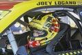 Joey Logano Royalty Free Stock Photo