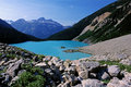 Joffre Lake, Bc Royalty Free Stock Photo