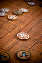 Jogo de mesa vietnamiano Fotografia de Stock