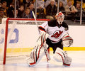 Johan Hedberg New Jersey Devils Royalty Free Stock Photo