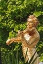 Johann Strauss Royalty Free Stock Photo