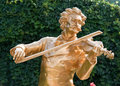 Johann Strauss Royalty Free Stock Image