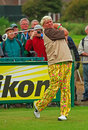 John Daly Royalty Free Stock Photos