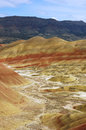 John Day Fossil Beds Royalty Free Stock Images