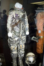 John Glenn Space Suit Royalty Free Stock Image