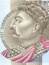 John III Sobieski portrait Royalty Free Stock Photo