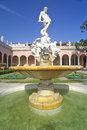 John and Mabel Ringling Museum of Art, Sarasota, Florida Royalty Free Stock Photo
