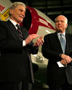 John McCain and John Warner Royalty Free Stock Photography