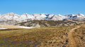 John Muir Trail Royalty Free Stock Photography