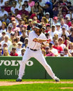 Johnny damon boston red sox of Royalty Free Stock Images