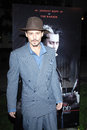 Johnny depp at a special screening of sweeney todd the demon barber of fleet street paramount theatre hollywood ca Stock Photography