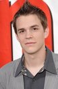 Johnny Simmons Stock Photo