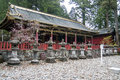 Joint temple in nikko japan unesco world heritage Royalty Free Stock Image