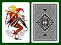 Joker playing card Royalty Free Stock Photo