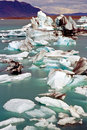 Jokulsarlon, Iceland Royalty Free Stock Photos